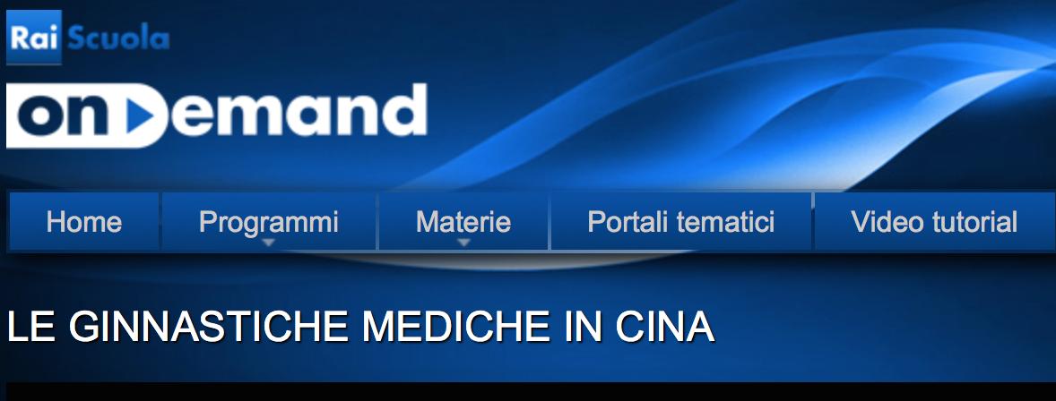 ginnastiche mediche